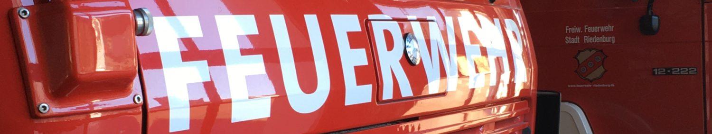 Freiwillige Feuerwehr Riedenburg e. V.